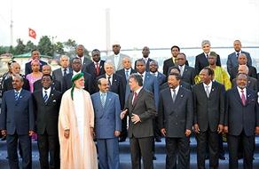 Türkiye-Afrika zirvesinden Barış, Adalet ve Özgürlük talebi çıktı
