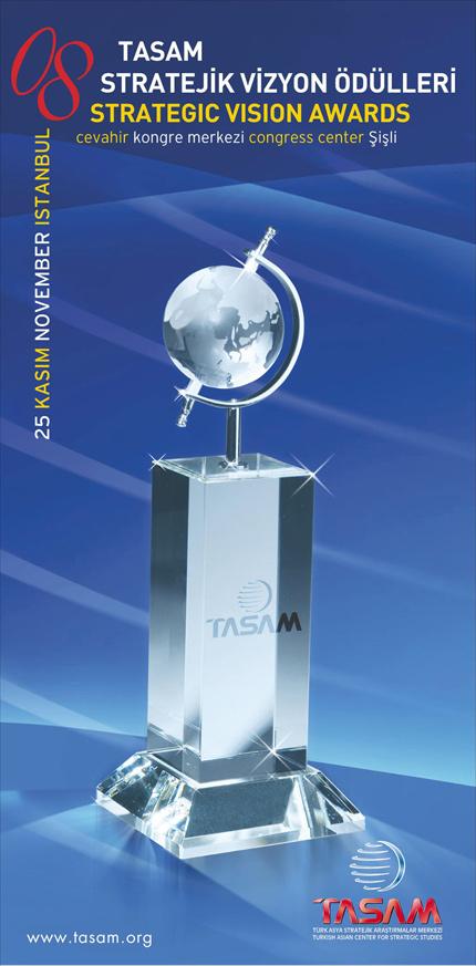 TASAM Stratejik Vizyon Ödülleri Sahiplerini Buldu