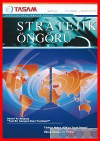 Stratejik Öngörü Dergisi'nden Makale Çağrısı