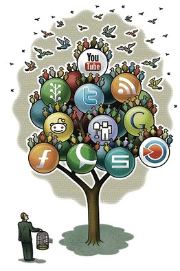 """21. Yüzyılın Paradigması:""""Kitlelerin Medyası…"""""""