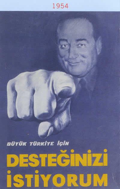 Türkiye'de Siyasal Reklamcılık…