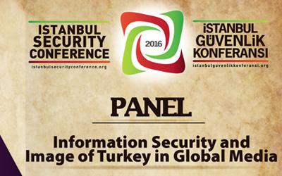 Dünya Medyasında Türkiye İmajı, Yarın İstanbul'da Tartışılacak