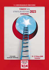 """""""Stratejik Vizyon 2023"""" projesi Cumhurbaşkanlığı'nın himayesinde yapılacak"""