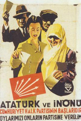 Türkiye'nin Çok Partili Hayata Geçiş Sürecinde Seçimler ve Seçmen Davranışları
