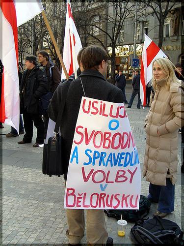 Belarus Seçimleri ve Siyasal İletişim Uygulamaları