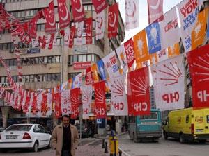 29 Mart 2009 Yerel Seçimlerinde Siyasal İletişim Uygulamaları