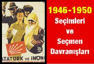1946-1950 Seçimleri ce Seçmen Davranışları